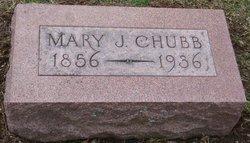 Mary J. Chubb