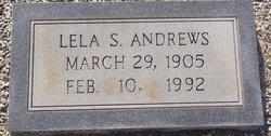 Lela <i>Sauls</i> Andrews