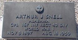 Arthur J. Snell