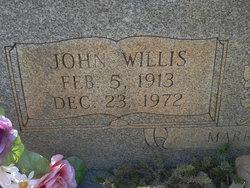 John Willis Guthrie