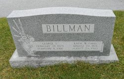George S. Billman