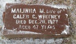 Malinda M Whitney