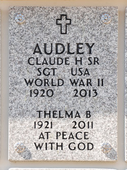 Thelma B Audley