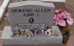 Abby <i>Moreno</i> Allen