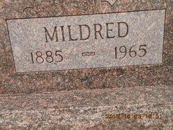 Mildred Mae <i>Cousins</i> August