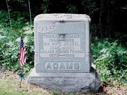 Isabel <i>Scott</i> Adams
