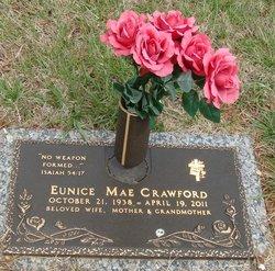 Eunice Mae <i>Barber</i> Crawford