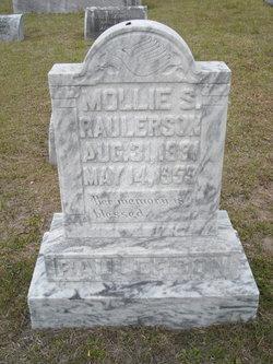 Moline Mollie <i>Strickland</i> Raulerson