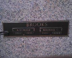 A Donald Brooks