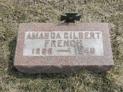 Amanda <i>Gilbert</i> French