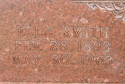 Ella M. <i>Smith</i> Hardin