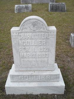 Charlotte <i>Raulerson</i> Collier