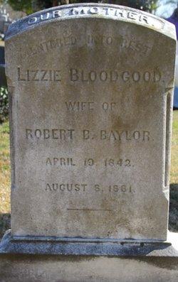 Lizzie Bloodgood Baylor