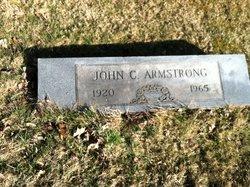 John C Armstrong