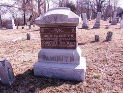 Dorothy <i>Edmonston</i> Van Duyn