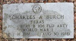 Charles Abner Burch