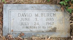 David M Burch, Jr