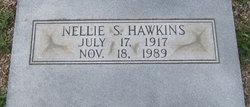 Nellie M <i>Saulsbury</i> Hawkins