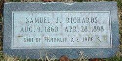 Samuel J Richards