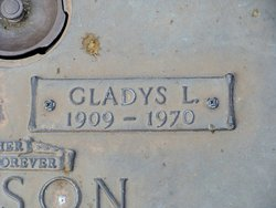 Gladys Vere <i>Lord</i> Wilson