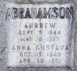 Anna Abrahamson