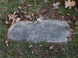 Chester J. Clark