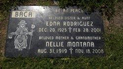 Edna Socorro <i>Baca</i> Rodriguez