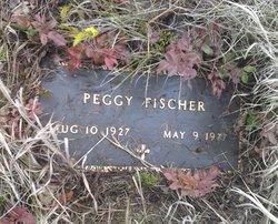 Hallie Iola Peggy <i>Cudaback</i> Fischer