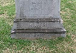 Sarah Jane <i>Shipe</i> Majors