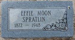 Effie <i>Moon</i> Spratlin
