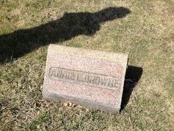 Annie L. <i>Fryburg</i> Browne
