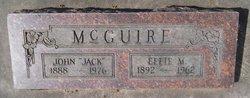 John Jack McGuire