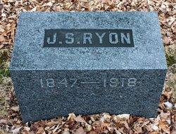 J S Ryon