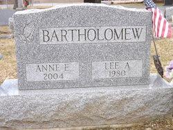 Anne E <i>Ferranti</i> Bartholomew