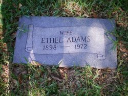 Ethel <i>Andrews</i> Adams