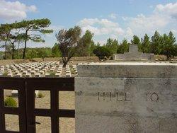 Hill 10 Cemetery, Suvla