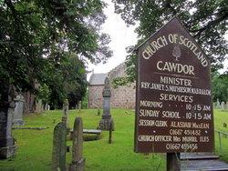 Cawdor Kirk Burial Ground