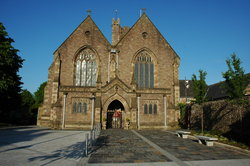 Priory Church of St Mary Abergavenny