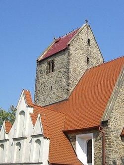 Saint Ursula Catholic Church,  Kowal�w, Strzelinsk