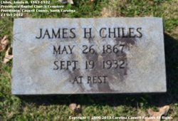 James Henry Chiles