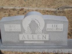 Elsie May <i>Brashears</i> Allen