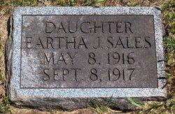Eartha J. Sales