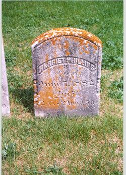 Harriet <i>Remington</i> Phillips
