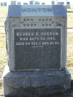 Reuben C Horton