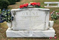 Jefferson Wofford Owens