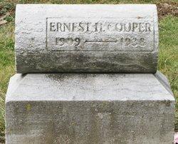 Ernest H. Ernie Cooper