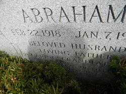 Abraham Abrams