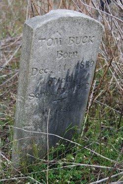 Thomas Jefferson Tom Buck