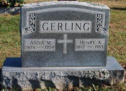 Anna Mary <i>Rackers</i> Gerling