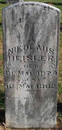Nikolaus Heisler